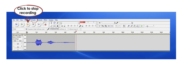 14 WORKING WITH AUDACITY