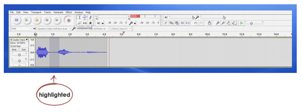 37 WORKING WITH AUDACITY